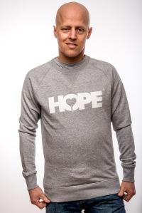 Hope Sweater Grey Men 49,95€