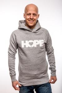Hope Hoodie Grey Men 69,95€