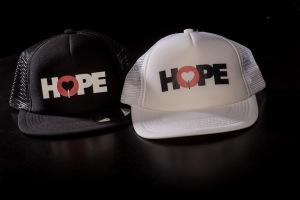HOPE TRUCKER CAPS FLAT 19,95€